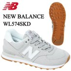 ニューバランス スニーカー レディース WL574 574collection Lifestyle コレクション ライフスタイル WL574SKD B new balance run