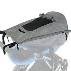 WD&CD ベビーカーカバー ベビーカー日よけカバー レインカバー UVカット99% サンシェイド 遮光 断熱 防雨 日焼け防止 風よけ 雨