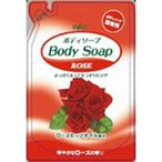 日本合成洗剤 WINS ウインズ ボディソープローズ 詰替 400ml  (4904112827196)