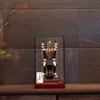 破魔弓 八宝寿 雛型 コンパクト破魔弓 パノラマケース 光鶴 正月飾り 破魔矢 送料無料