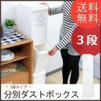 ショッピングダストbox ゴミ箱|ごみ箱|ダストボックス|ダストBOX|ふた付き|分別|スリム|