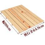 すのこ サイズ 90cm×64.9cm 国産ひのき スノコ ヒノキ 桧 檜 玄関 お風呂 更衣室