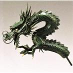 高岡銅器の庭置物 竜蛇口 15号 美術工芸通販/送料無料
