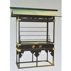 献灯台 三面ガラス付/高岡銅器の神仏具 美術工芸通販