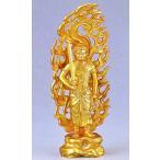 不動明王/酉年生まれの守り本尊 高岡銅器の仏像/送料無料