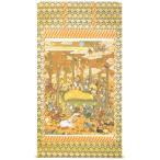 釈迦涅槃図/仏画の掛け軸 片山白樹作品 送料無料で特典付き