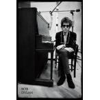 ボブディラン ピアノ/ポスター フレーム(額)なし