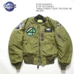BUZZ RICKSON'S(バズリクソンズ) B-15C Olive(MOD.) PATCH BR13892