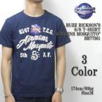 "BUZZ RICKSON'S(バズリクソンズ) 半袖Tシャツ ""AIRMENS MOSQUITO"" BR77361"