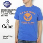 "BUZZ RICKSON'S(バズリクソンズ) 半袖Tシャツ ""U.S.AIR FORCE"" BR77690"