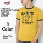 CHESWICK(チェスウィック) 半袖リンガー Tシャツ プリント UCLA JOE CH77570