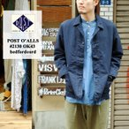 POST O'ALLS(ポストオーバーオールズ) #2130 OK43 ベッドフォードコード P2130-OK43