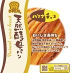 デイプラス 天然酵母パン バナナチョコ
