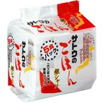 佐藤食品 サトウのごはん 銀シャリ 200gパック 5