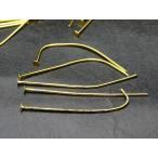 天然石 パワーストーン 54423 わけあり Tピン 40mm 10g ゴールド パーツ アクセサリー作り 送料無料有
