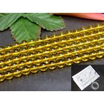 天然石 パワーストーン  g3-41F   今月30%off 卸790円 8mm A シトリン 黄水晶 1連39cm 通し針、解説書、1mゴム付き ブラジル産 送料無料有