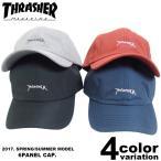 THRASHER スラッシャー ローキャップ 6パネル キャップメンズ GONZLOGO CAP