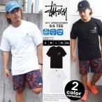 ショッピングstussy ステューシー stussy Tシャツ 半袖 メンズ 80-17 TEE