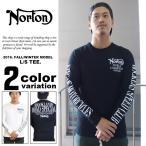 ノートン NORTON 長袖 Tシャツ ロンT メンズ 半袖 服