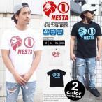 ネスタブランド Tシャツ NESTA BRAND 半袖 メンズ アイコンロゴ