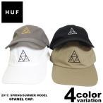 HUF ハフ キャップ 6パネル キャップ 帽子 メンズ TRIPLE TRIANGLE CURVE BRIM HAT