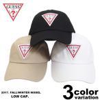 GUESS ゲス キャップ ツイルキャップ TRIANGLE LOGO 6 PANEL CAP メンズ 帽子