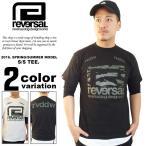 リバーサル Tシャツ reversal 半袖 Tシャツ メンズ