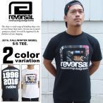 リバーサル Tシャツ reversal 半袖 Tシャツ メンズ MINOR LEAGUE 20th Anniversary 9616