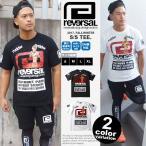 【予約商品】リバーサル Tシャツ reversal 半袖 Tシャツ メンズ 所英男 x BIGMARK USOGUI TEE