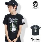 ハオミン HAOMING Tシャツ HAOMING × 豆腐プロレスWIP コラボ Hollywood JURINA Tshirt 2nd メンズ レディース トップス