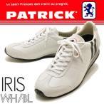 PATRICK パトリック スニーカー メンズ  IRIS アイリス ホワイトブラック