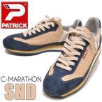 PATRICK C-MARATHON SND パトリック クールマラソン サンド メンズスニーカー