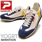 PATRICK MARATHON YOGRT パトリック マラソン ヨーグルト メンズスニーカー