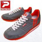PATRICK パトリック スニーカー メンズMARATHON マラソンGRY グレー ※(予約)はメーカー在庫4営業日内に発送