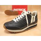 PATRICK パトリック スニーカー メンズ MARATHON-L  マラソンL ブラック ※(予約)はメーカー在庫4営業日内に発送