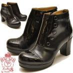 厚底ブーツ ショートブーツ おでこ靴 YOSUKE U.S.A ヨースケ ※(予約)は3営業日内に発送