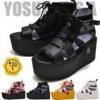 ショッピングブーツサンダル YOSUKE ヨースケ 靴 厚底サンダル レディース ブーツサンダル