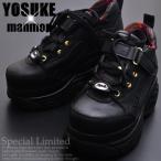 YOSUKE U.S.A ヨースケ 厚底ブーツ 厚底スニーカー ブーツタイプ プラットフォーム