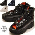 ショッピングブーツサンダル YOSUKE U.S.A ヨースケ 厚底 メンズ ブーツサンダル 厚底ブーツ レースアップブーツ ショートブーツ