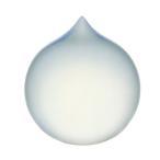 クリスタルマニ 純水晶マニ宝珠  34mm パワーストーン摩尼宝珠