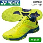 ショッピングテニスシューズ ヨネックス YONEX  SHTADAC パワークッションエアラスダッシュAC テニスシューズ 3E