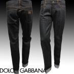 DOLCE&GABBANA ドルチェ アンド ガッバーナ メンズデニム ジーンズ G3PQTP-G8K08-S9001 ブラック