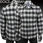 DOLCE&GABBANA ドルチェ アンド ガッバーナ メンズ リバーシブルジャケット G5980T G9M19 S9000 ブラック×ホワイト