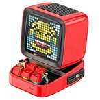 Divoom Retro Pixel Art Bluetooth スピーカー with App Controlled Create Pixel ani