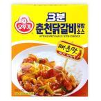 オットゥギ 3分 春川タッカルビ丼ソース 辛口(1人前