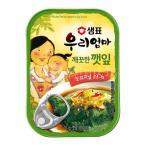 センピョ えごまの葉 缶詰 70g