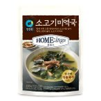 清浄園 牛肉わかめスープ 450g