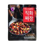 韓国広場 - 韓国食品のお店で買える「清浄園 直火ジャジャン粉末 80g」の画像です。価格は201円になります。