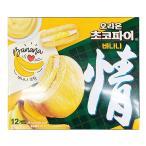 オリオン バナナチョコパイ 444g(12個入)