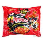 三養 (超辛) プルタク炒め麺 140g 限定販売